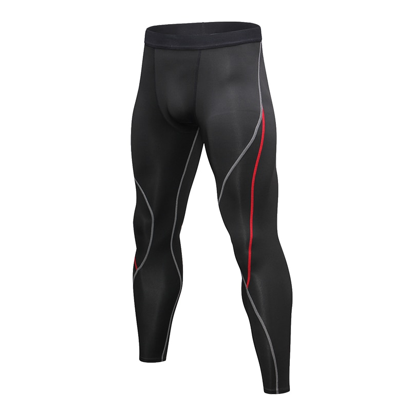 2021 Yd New Fitness Tights Base Layer Trousers Sweat Gym Compression Pants Bodybuilding Sport Runnin