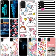 Phone Cases For LG K40 (K12 Plus) K40S K41S K42 Soft TPU Cover Color Luxury popular Printing Mobile