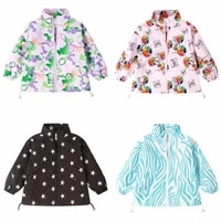 spring autumn fashion children jackets boys and girls clothing outerwear kids coats for baby girls fall clothes 1 3 5 7 years