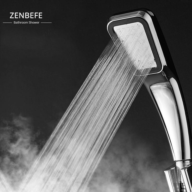 High Quality Pressure Rainfall Shower Head 300 Holes Shower Head Water Saving Filter Spray Nozzle High Pressure Water Saving