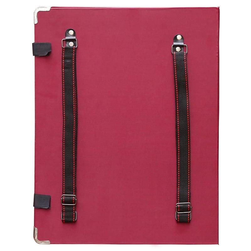 4k canvas gray drawing board multi functional sketchpad art bag blue red black grey optinal Sketchpad Multi Function 4k 4 Colors Backpack Outdoor Portable Sketching Waterproof Sketch Board Art Supplies