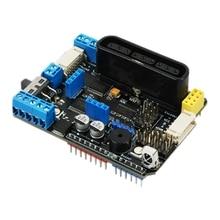 Четырехходовая плата привода двигателя для Arduino Uno PS2 Bluetooth Smart Car Robot Arm TB6612FNG