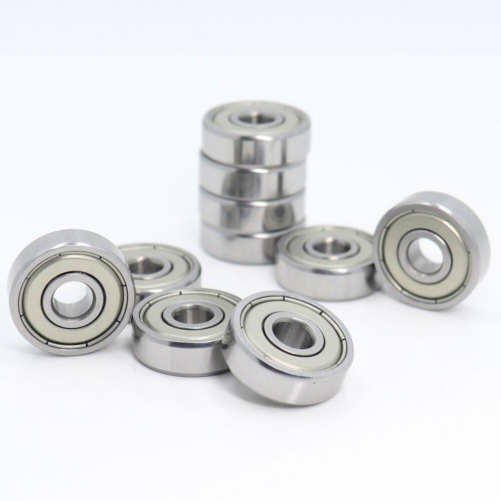 626zz rolamento ABEC-5 10 peças 6x19x6mm miniatura 626z rolamentos de esferas 626 zz emq z3v3 qualidade