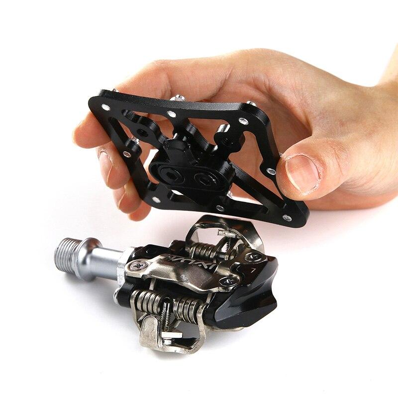 Pedal de aleación de aluminio para Bicicleta de montaña, autosujeción, para sistema...