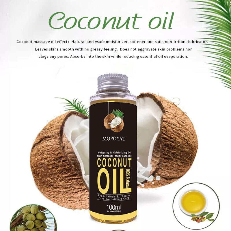 shaped beauty essential oil s curve shaping compound essential oil 100ml Coconut oil beauty salon facial essential oil massage essential oil multi-effect coconut care oil beauty products skincare