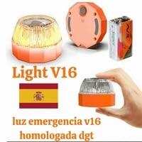 light emergency v16 approved dgt emergency signaling lights car help flash light signal light emergency for car v 16