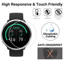 1 paquete de Protector de pantalla 2019 para Polar IGNITE Smart Watch funda de vidrio templado película protectora de pantalla transparente accesorios 19Aug