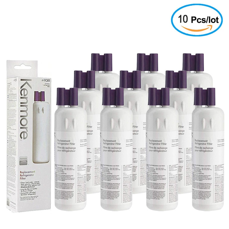 Replacement for Kenmore 9081 469081 469930 9930 Replacement Refrigerator Filter 10 Piece