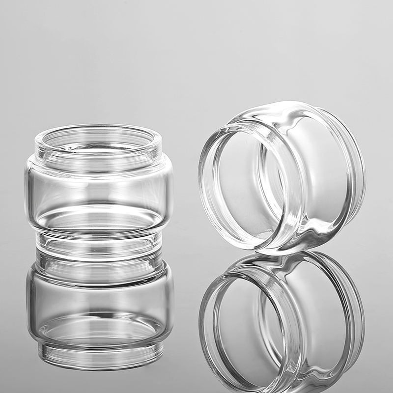 5PCS Original FATUBE Replacement Glass TUBE for Asmodus zesthia RTA 4.5ml   6ml enlarge