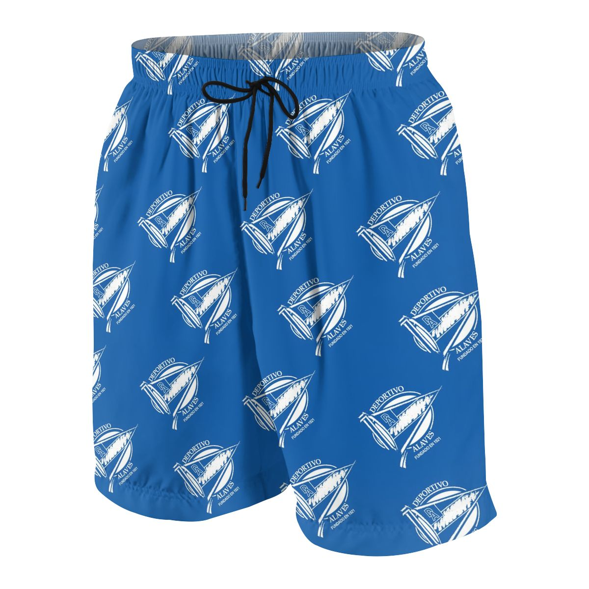 Deportivo Alaves Casual Shorts Fitness Summer Cool Short Pants Jogger Workout Teen Beach Breeches Quick Drying
