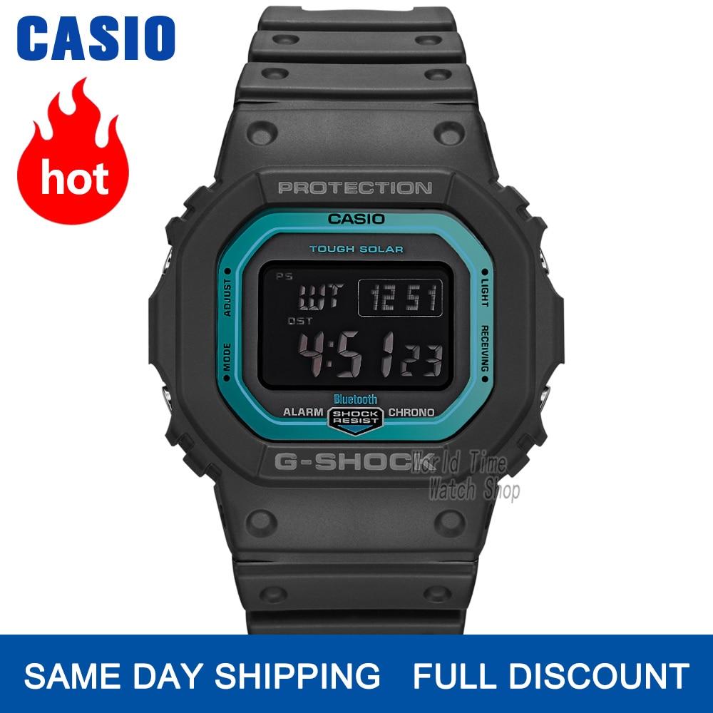 Casio g shock smart watch men luxury Waterproof Sport Solar digital Military men watch quartz Bluetooth Radio-controlled Watchs