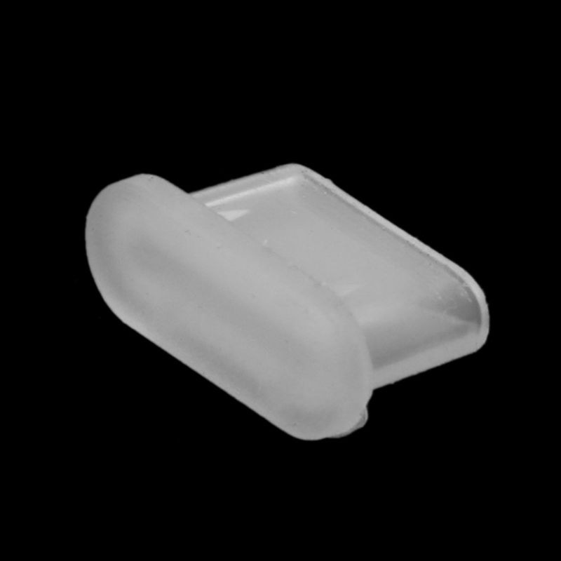 Пылезащитная заглушка USB Type-C для порта зарядки, 5 шт., силиконовый чехол для Samsung, Huawei, аксессуары для смартфонов X6HB-3