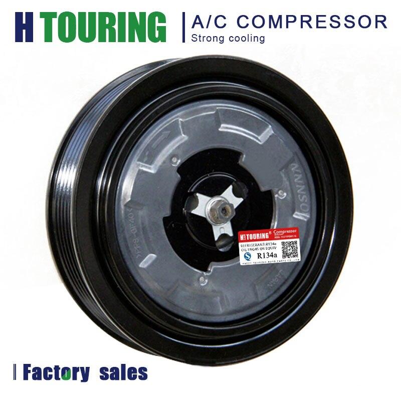 ac compressor clutch For Volkswagen Jettas GOLF GTIs EOS L4 2006-2010 for Audi A3 S3 1K0820803N 1K0820803L 1K0820803H 1K0820859D