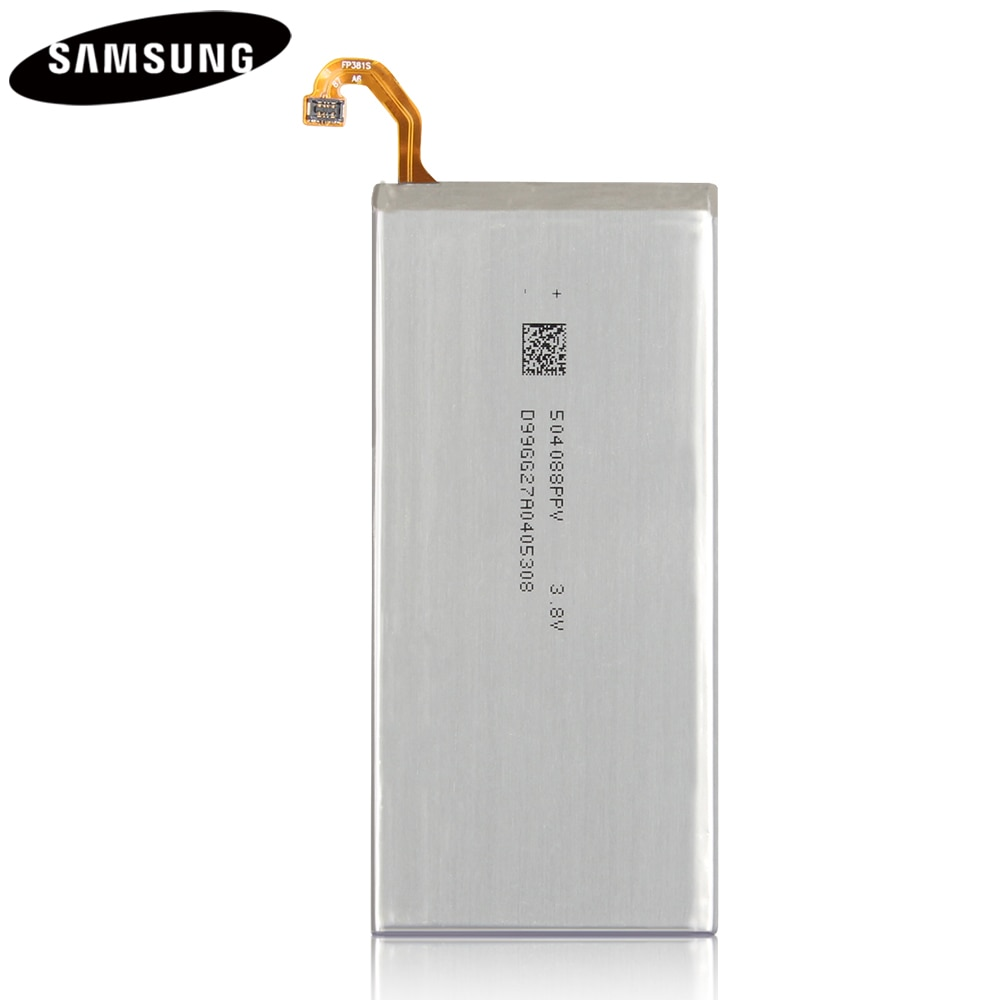 Samsung Original Replacement Phone Battery EB-BJ800ABE For Samsung GALAXY J6 J600 2018 Galaxy A6 2018 On6 SM-A600F A600F 3000mAh enlarge