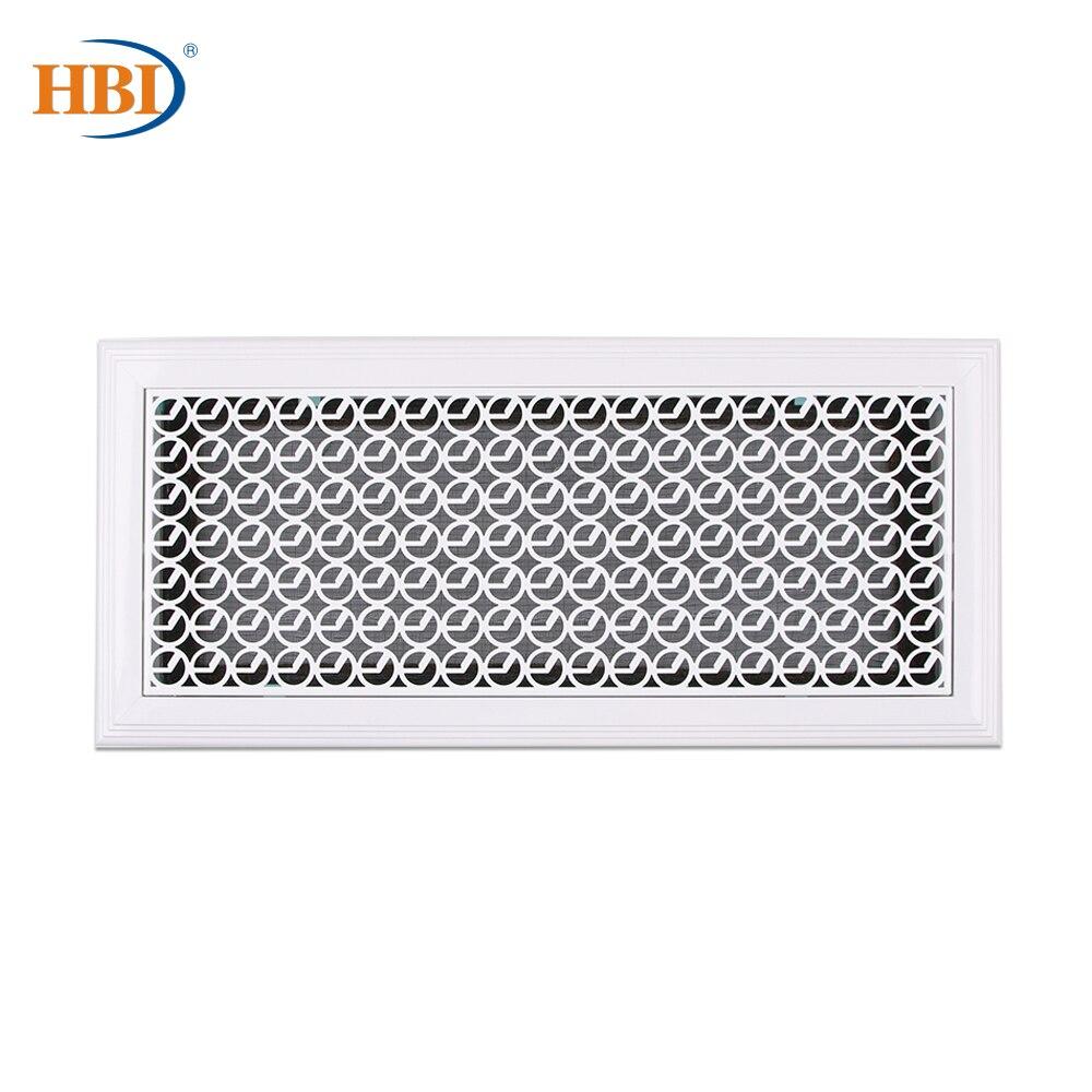 Фото - 500 мм x 200 мм круглая белая прямоугольная пластиковая рамка стальная декоративная обратная вентиляционная решетка в ретро стиле решетка водоприемная filcoten 17010200 1000х124 мм стальная оцинкованная