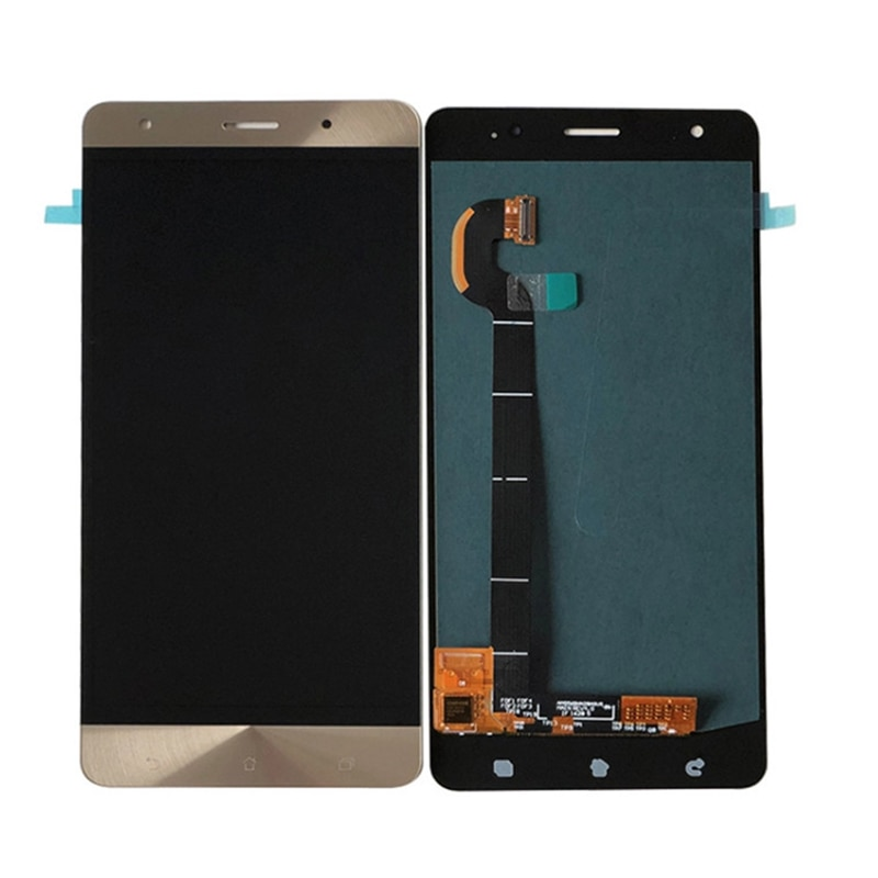 For Asus Zenfone 3 Deluxe 5.7 ZS570KL Z016D Z016S  LCD display  High quality HD brand new screen assembly with Disassembly tools enlarge