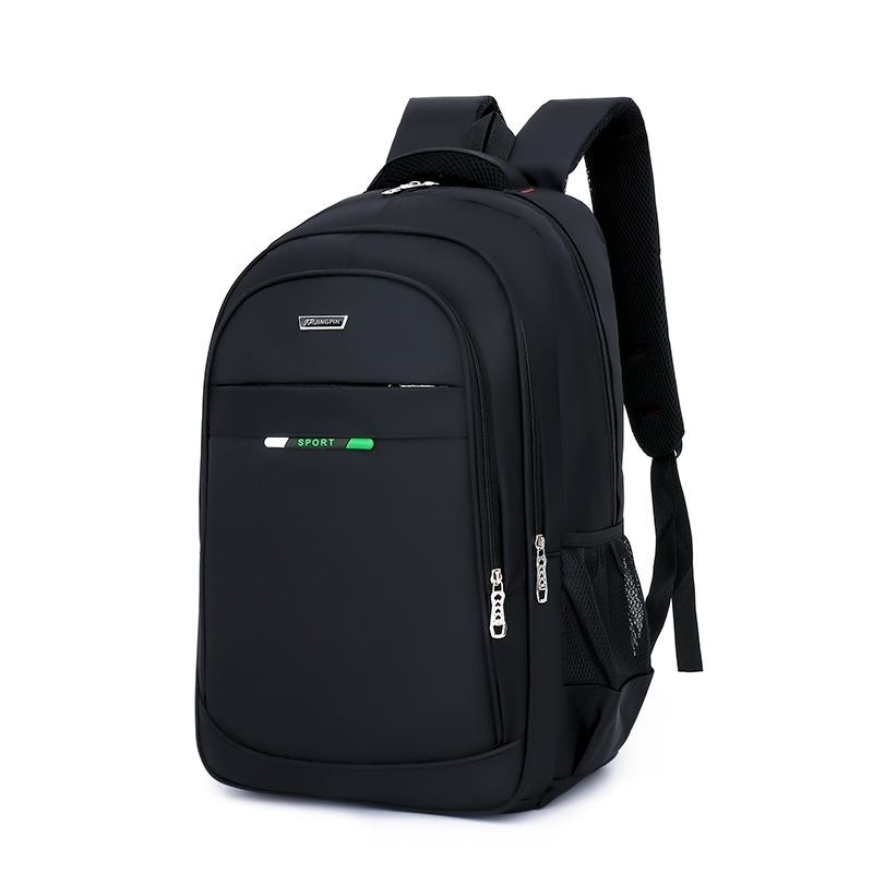 backpack men s korean wave casual backpack men s bags computer bags large and medium sized student bags fashion travel bags Male Waterproof Backpack Notebook Computer Bag High School Student College Large Capacity Bag Men Casual Travel Bags Hot Sell