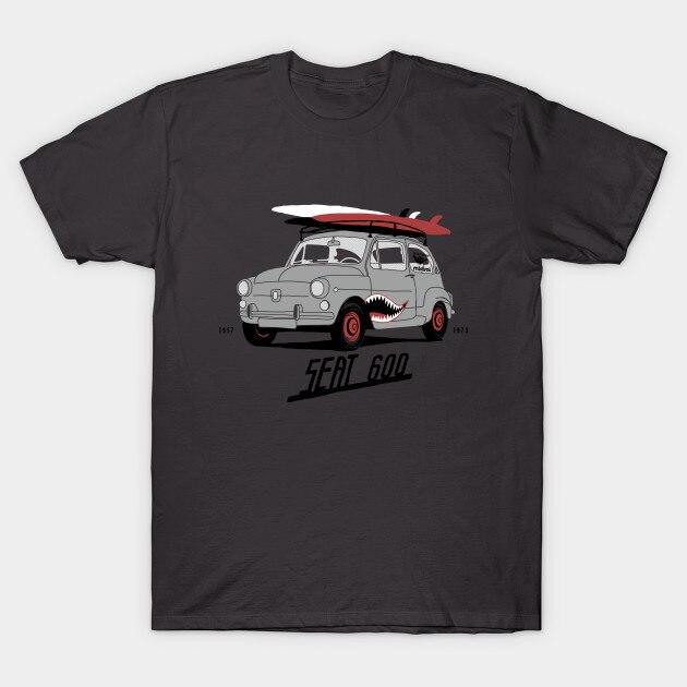 Men t-shirt Seat 600 surf car tshirt Women t shirt