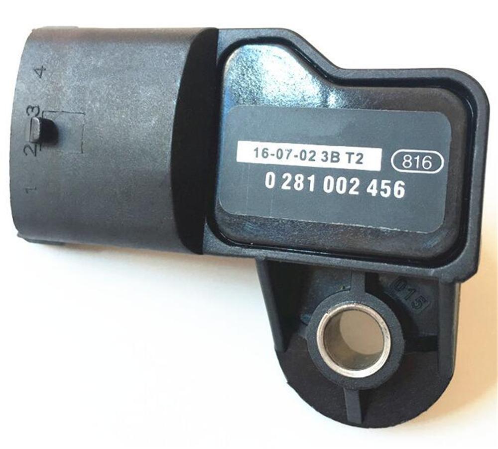 1pc Brand New Manifold Pressure Sensors MAP Sensors 0281002456 0281 002 456 Fit for Benz Volkswagen Fiat Nissan