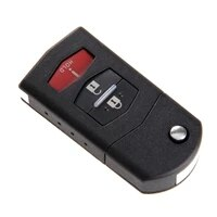 3 button remote control fob case shell replacement for mazda 3 5 6 rx 8 cx 7 cx 9 2003 2013 replacement fob