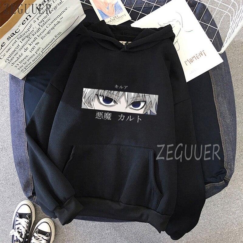 Kirua hoodie pulôver feminino femme topos streetwear moletom inverno & primavera feminino novas roupas grunge hip hop 3d