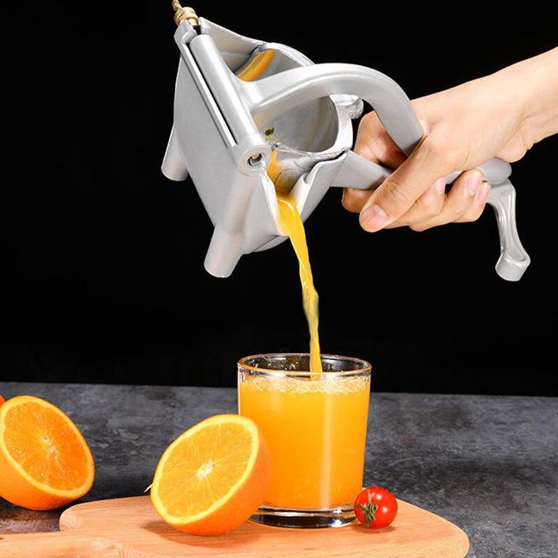 عصارة يدوية عصارة ليمون متعددة الوظائف البرتقال الفاكهة قرصة عصارة مريحة ودائمة Exprimidor ليمون