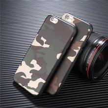 Armée vert CamoCool étui pour iPhone 11 Pro Max X XS MAX XR étui camouflage souple Silicone couverture arrière pour iPhone 7 8 6 6S Plus coque