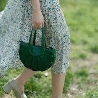 luxury handbags fashion 2020 fashion women leather messenger shoulder for daily designer female crossbody bag lock black