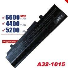 7800 Mah Batterij A32-1015 PL32-1015 Voor Asus Eee Pc 1016 1215P 1215N VX6 Zwart