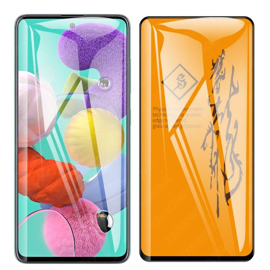 10PCS 6D Full Glue Cover Tempered Glass For Xiaomi Redmi Note9s 8 Pro Screen Protector Glass For Mi Redmi Note 8 T MI 10 lite