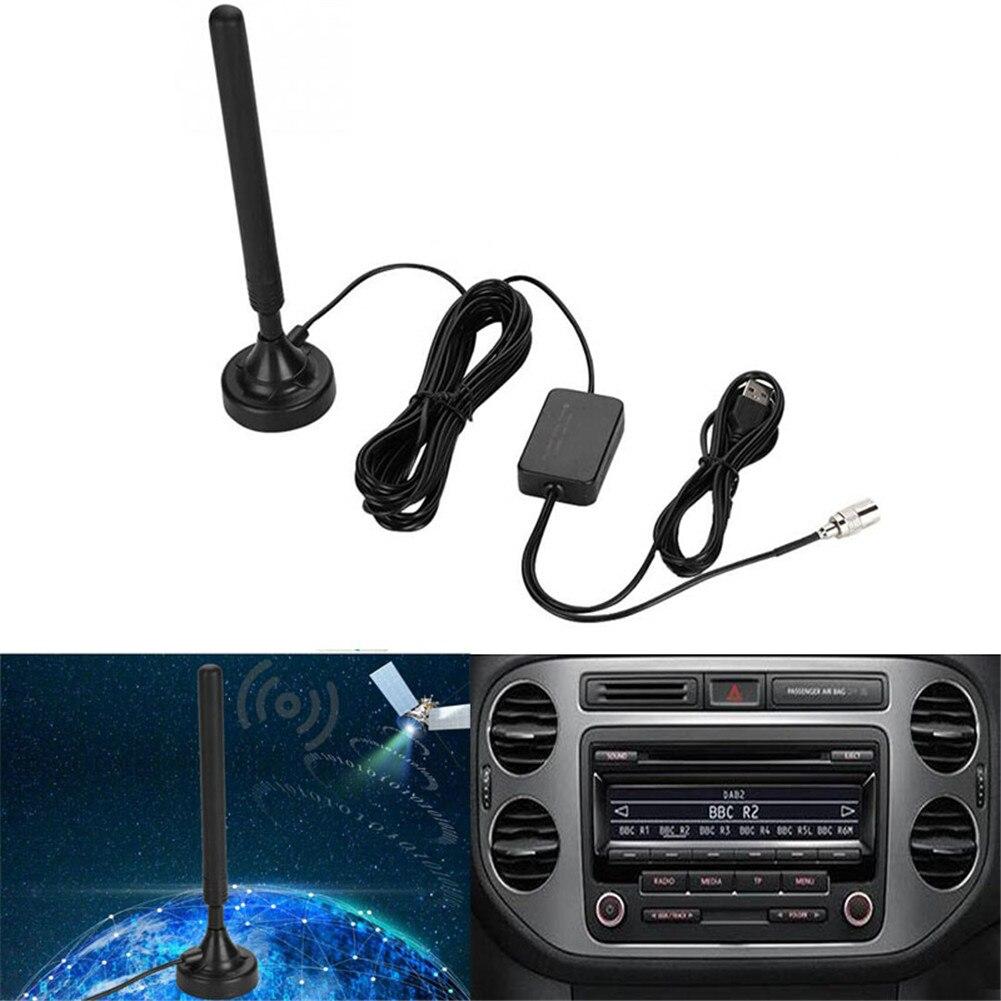 25dB High Gain Sensitivity FM Radio Antenna for Household Home Low Floor Tone-up VDX99