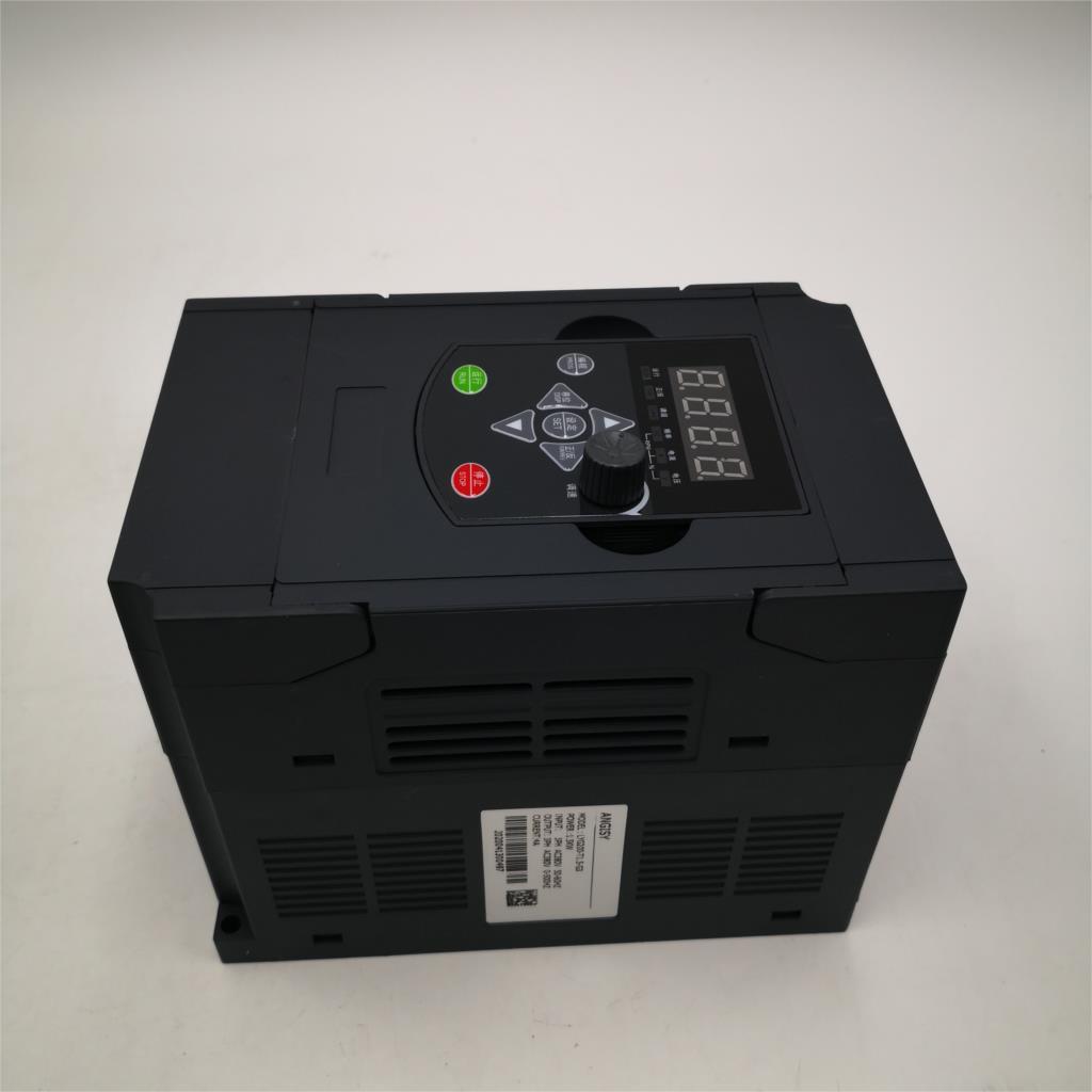 Angisy-محول تردد الإخراج ثلاثي المراحل ، 1.5KW 380V ، 60HZ إلى 50HZ ، 3 مراحل الإدخال