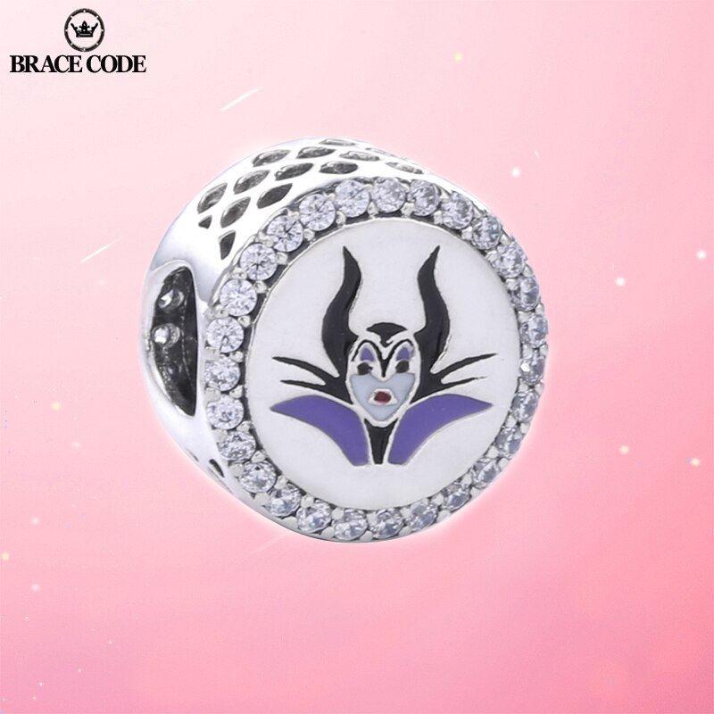 2 pçs/lote código cinta deusa princesa coroa retrato pingente acessórios diy jóias grânulo fazer marca pulseiras presentes