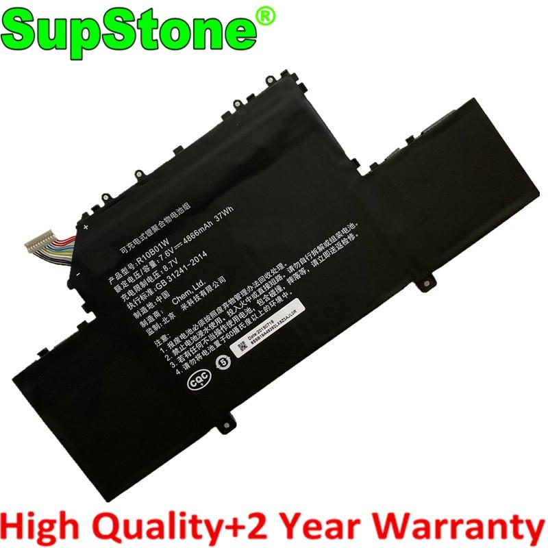 SupStone Genuine New R10B01W Laptop Battery For Xiaomi Mi Air 12.5
