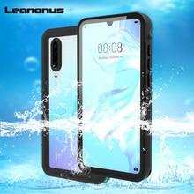 Waterdichte Case voor Huawei P30 Pro Mate 20 Pro Cover Shockproof Stofdicht Swim Case Voor Huawei P20 Lite P20 Pro onderwater Case