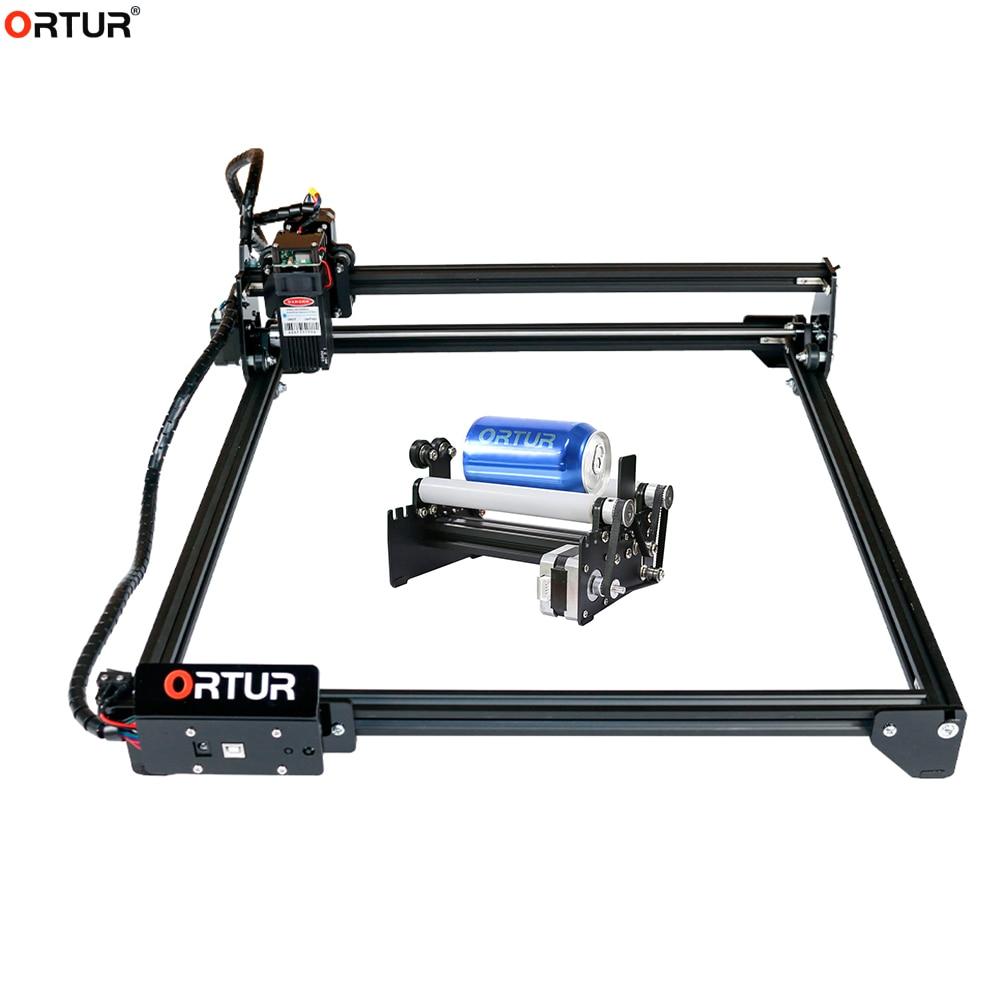 Ortur Rotate Engraving Module YRR Laser Engraver Y Axis DIY Update Kit for Column Cylinder Engraving with Ortur Laser Master 2