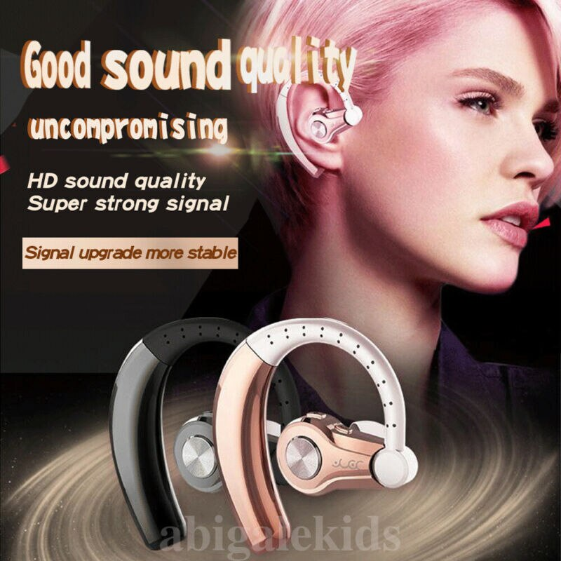 Auriculares deportivos, inalámbricos por Bluetooth 4,1, auriculares estéreo impermeables