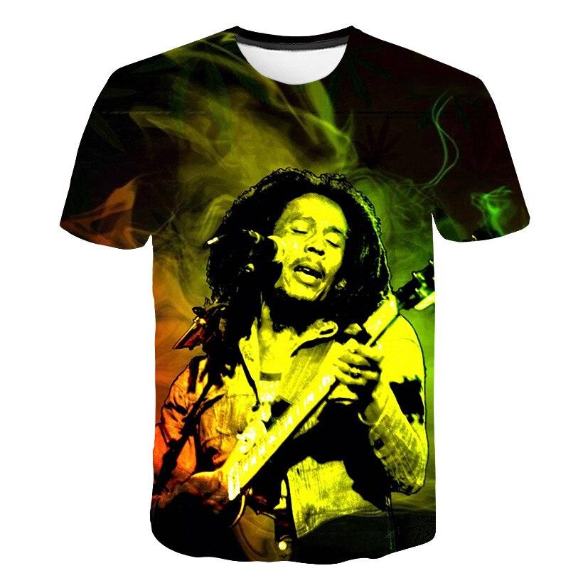 Camiseta Pop Art para hombres y mujeres, camisa de manga corta con...
