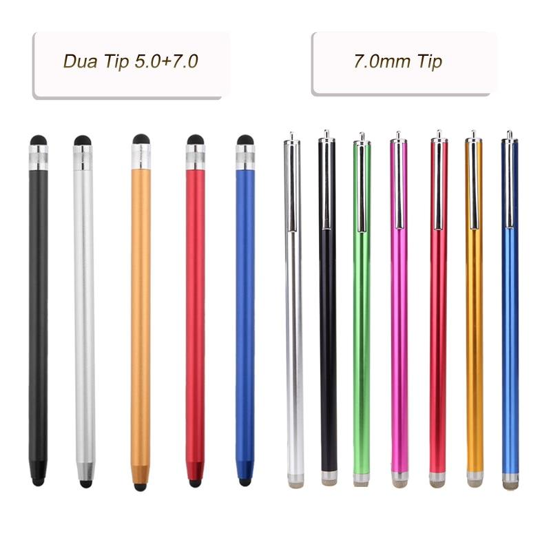 Mini lápiz capacitivo Universal de Metal para teléfono, tableta, portátil, dispositivos de...