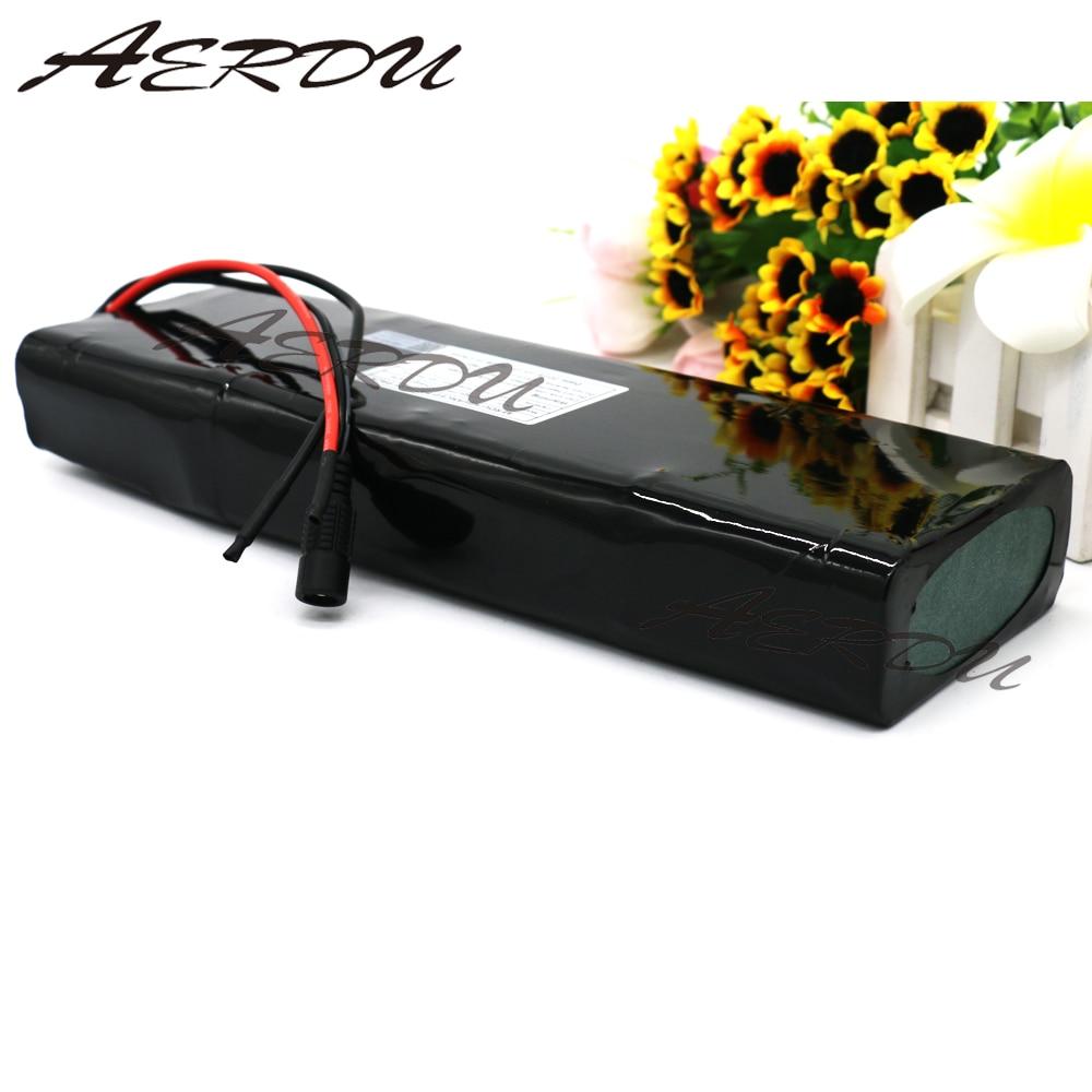 AERDU 7S5P 24 فولت 17.5ah بطارية ليثيوم أيون حزمة 29.4 فولت 3500mah 18650 المدمج في BMS دراجة كهربائية الدراجة الهوائية الأحادية العجلة سكوتر كرسي متحرك
