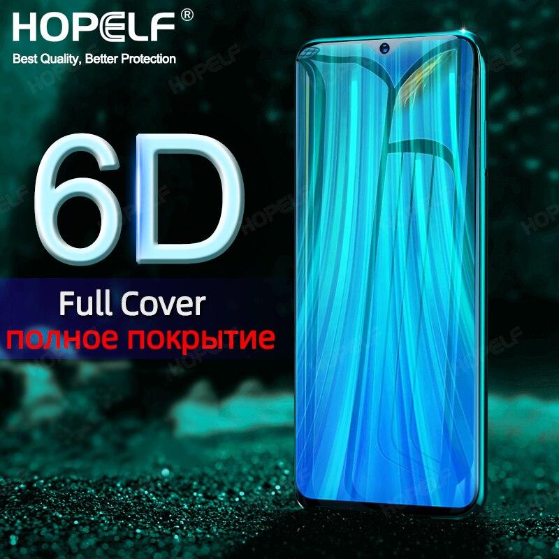 6D полное покрытие закаленное стекло для Samsung Galaxy A7 2018 A9 A6 A8 Plus стекло на Samsung A8 J6 Plus J4 J8 защита для экрана