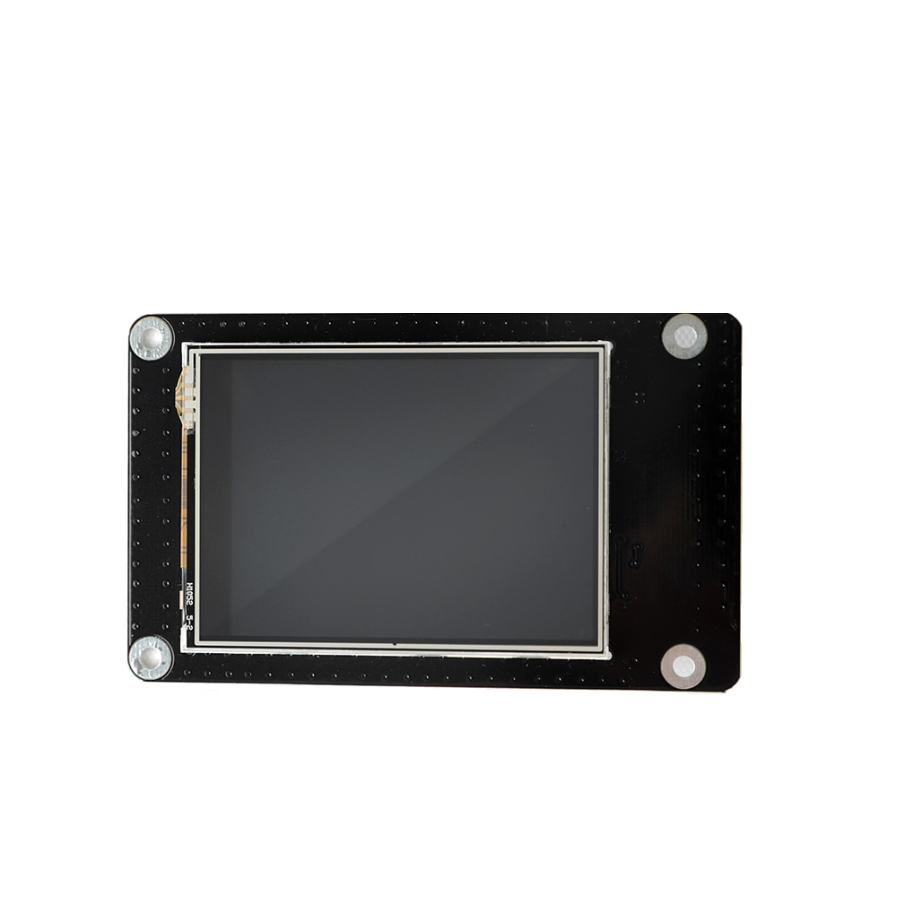 Anet ET4 شاشة تعمل باللمس 2.8 بوصة تعمل باللمس LCD كامل اللون عملية سهلة TFT شاشة الكريستال السائل ST7789V ل ET4 ET4X أجزاء طابعة ثلاثية الأبعاد