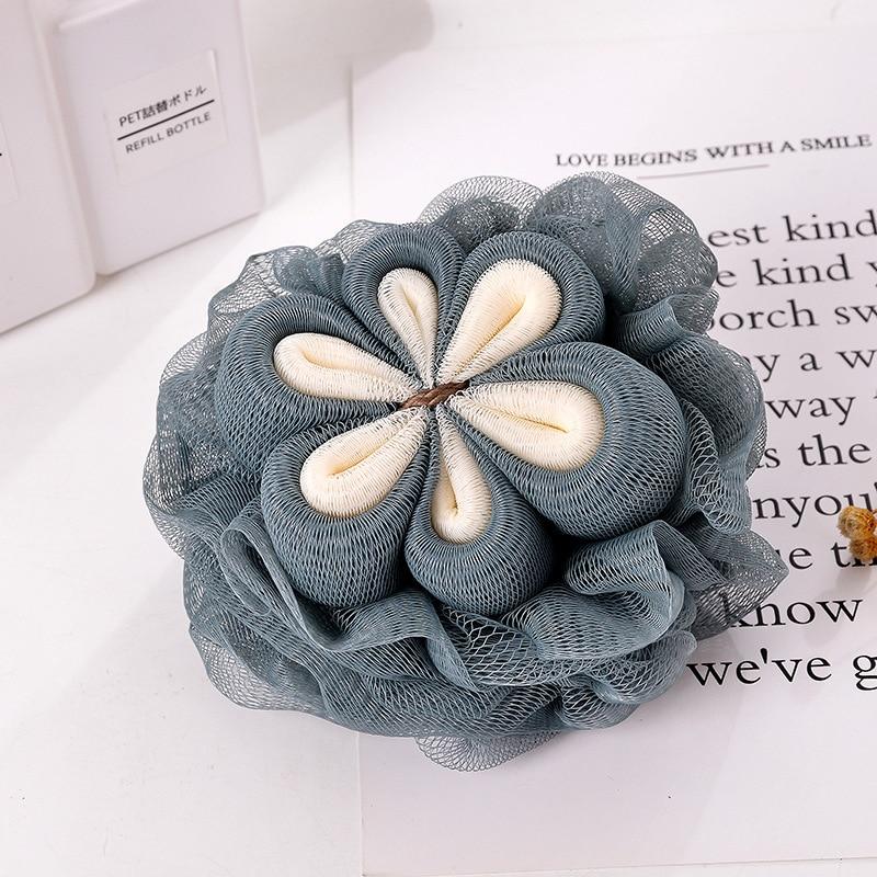 Bath Ball, Bath Flower, Foaming, Personal Cleansing And Toiletries avon field flowers foaming bath oil armoire decanter