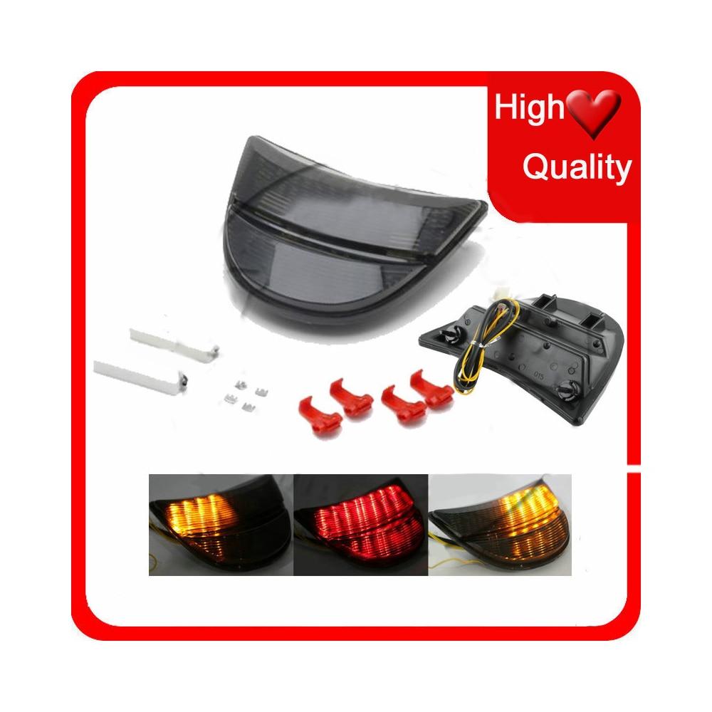 Motocicleta led luz da cauda de freio sinal volta para honda cbr 954 cbr954 cbr954rr 2002 2003 cbr900rr cbr900 moto lanterna traseira