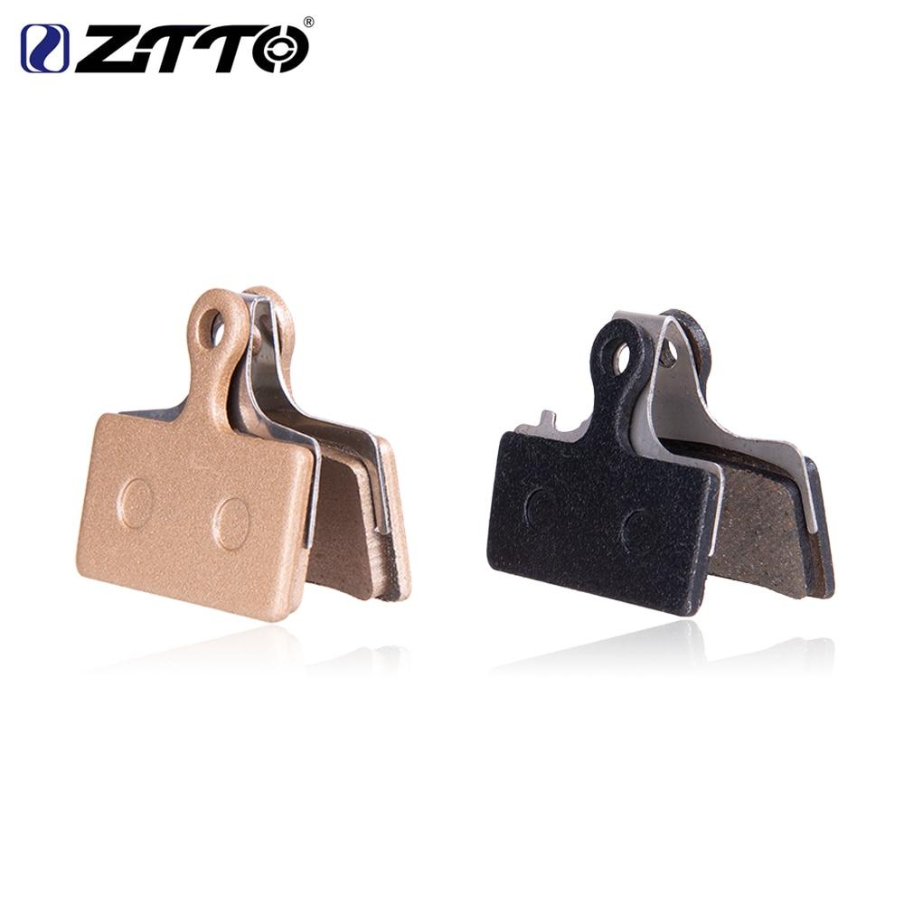 ZTTOMTB полуметаллические тормозные колодки для 4 пар M9000 M9020 M987 M985 M8000 M785 M675 XT SLX G01S G03TI G04TI