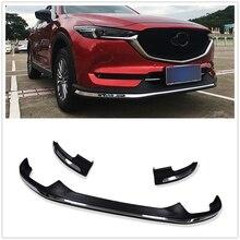 Gauche et droite pour Mazda 2017-18 CX-5 CX5 pare-choc garde plaque de protection barre de protection AMA nouveau