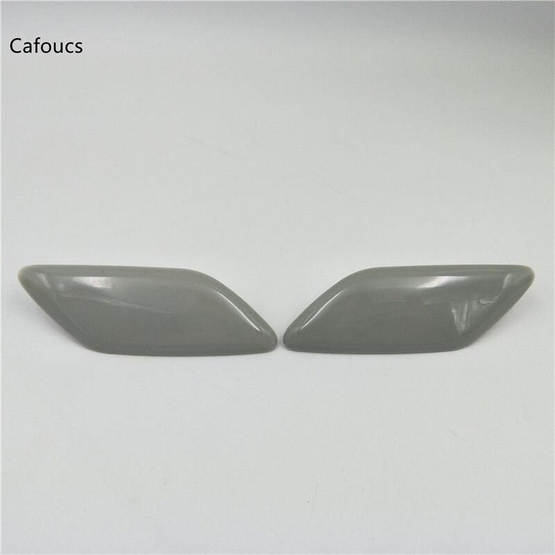 Cubierta de arandela de faro de coche TAPA DE Boquillas de Pulverización para Toyota Corolla E140 E150 2007-2010
