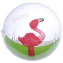 Şişme şeffaf plaj topu açık hava yüzme havuzu su oyun topu oyun su plaj oyuncakları