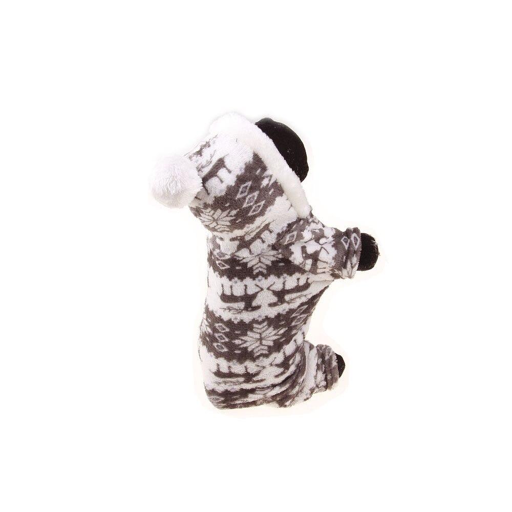 Ropa para mascotas perro piernas Rosa Corazón de melocotón sudadera gato ropa Teddy Poodle ropa