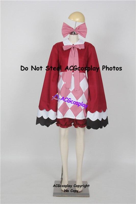 Animal crossing cosplay celeste cosplay traje incluem meias e luvas acgcosplay